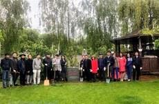 Celebran en Ucrania y Alemania aniversario del natalicio del Presidente Ho Chi Minh