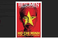Realzan a prócer de la liberación de Vietnam en edición especial de Resumen Latinoamericano
