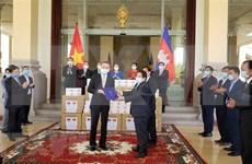 Camboya agradece a Asamblea Nacional de Vietnam por asistencia contra el COVID-19