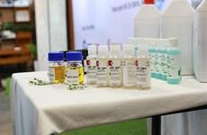 Exporta Vietnam gel desinfectante para manos a Europa, Estados Unidos y Canadá