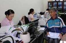 Hanoi mejora efectividad del Fondo para los Pobres