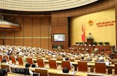 Parlamento de Vietnam debate proyecto de leyes de Guardiafronteriza y Empresarial