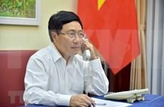 Vietnam dispuesto a cooperar con Irlanda en enfrentamiento a COVID-19