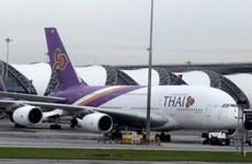 Aerolínea nacional de Tailandia pierde su estatus de empresa estatal