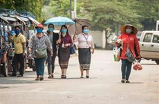 "Laos no es ""inmune"" a la crisis económica mundial por coronavirus, prevé Banco Mundial"