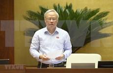Parlamento de Vietnam continúa agenda de trabajo de su IX período de sesiones