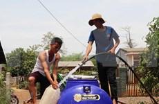 Provincia deltaica vietnamita enfrenta grave escasez de agua