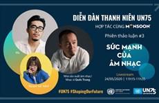 Aportan jóvenes vietnamitas a solución de temas globales