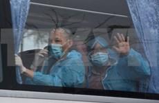 Vietnam continúa repatriación de sus ciudadanos