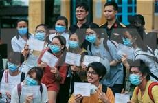 Televisión japonesa NHK elogia eficiencia de Vietnam contra COVID-19