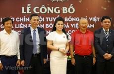 Selección nacional de fútbol de Vietnam tiene nuevo patrocinador