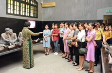 Reactivan servicios turísticos en la Reliquia Prisión de Hoa Lo