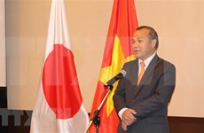 Cooperan Vietnam y Japón en lucha antiepidémica, afirma embajador