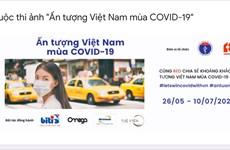 """Lanzan concurso de fotografía """"Impresionante Vietnam en la temporada de COVID-19"""""""