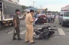Disminuyen accidentes de tráfico en Vietnam en primeros cinco meses de 2020