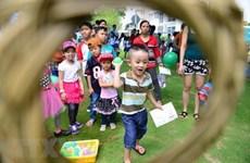 Efectuarán programa sobre el Sudeste Asiático para niños vietnamitas