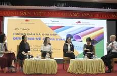Buscan mayor presencia de productos vietnamitas en Unión Europea y Estados Unidos