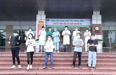 Vietnam reporta otros seis pacientes recuperados del COVID-19