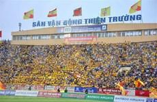 Vietnam, primer país del Sudeste Asiático en reanudar torneo de fútbol con espectadores