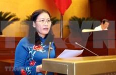 Cumplimiento de políticas a favor de niños centra agenda parlamentaria de Vietnam