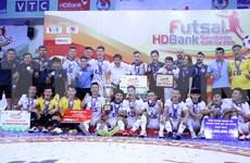 Campeonato de futsal de Vietnam comenzará en junio
