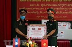 Vietnam respalda a provincia laosiana en prevención del COVID-19