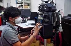 Varios países desarrollan robots para luchar contra el COVID-19