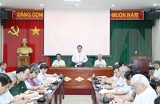 Sesiona 13 reunión del Consejo de Teoría Central de Vietnam