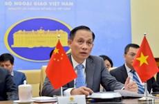 Buscan Vietnam y China impulsar cooperación en período postpandémico
