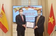 Nombran a cónsul honorario de Vietnam en Sevilla