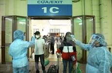 Vietnam completa 43 días consecutivos sin nuevos casos de contagio local de COVID-19