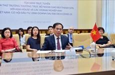 Destacan en Vietnam oportunidades de negocios post-COVID-19
