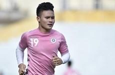Gol de tiro libre de futbolista vietnamita entre los mejores de AFC
