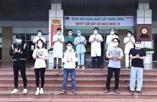Éxitos vietnamitas en lucha contra el COVID-19 impresionan a periodista británica