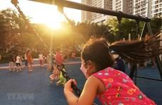 Lanza Vietnam mes de acción por los niños 2020