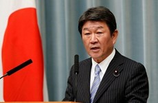 Japón aboga por dialogar con Vietnam para reanudar tránsito binacional