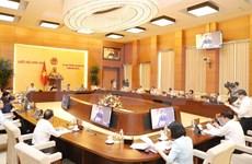 Comité Permanente del Parlamento vietnamita debate políticas específicas para Hanoi