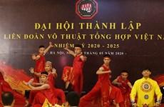 Celebran Congreso de la Federación de Artes Marciales Mixtas de Vietnam