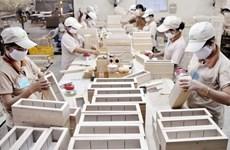 Efectúan conferencia en línea sobre materiales de construcción y decoración entre Vietnam y China