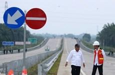 Indonesia implementará nueve proyectos de autopistas en 2020