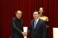 Hanoi dispuesto a crear un entorno estable para empresas tailandesas