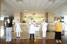 Vietnam informa de otros cinco pacientes recuperados de COVID-19