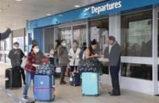 Repatrían a ciudadanos vietnamitas de Australia y Nueva Zelanda a causa del COVID-19