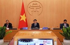 Comparte Hanoi experiencia de respuesta al COVID-19 con ciudades del mundo