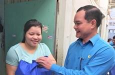 Apoyan a trabajadores afectados por el COVID-19 en Ciudad Ho Chi Minh