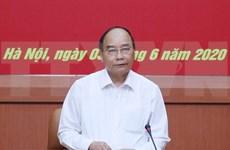 Pide premier de Vietnam impulsar cooperación con Laos