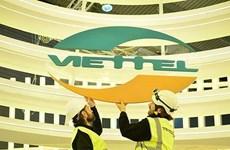 Establecen empresas filiales de Viettel en seis países