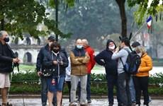 Crecimiento gradual de turistas a Hanoi después del distanciamiento social