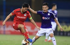 AFC valora regreso del Campeonato Nacional de Fútbol de Vietnam