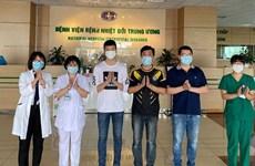 Recuperados el 94 por ciento de pacientes de COVID-19 en Vietnam